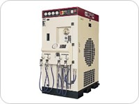 W4 Canopy HIGH PRESSURE AIR COMPRESSOR