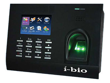 i-bio 210 Biometric Technology